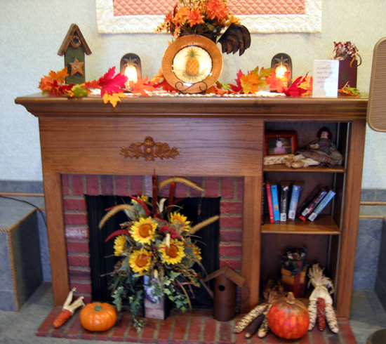 Thanksgiving Display (Click to enlarge)