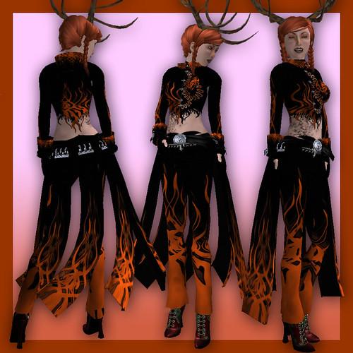 orangehornses