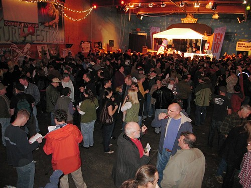 Last years Winter Beer Fest at Hales. Thanks to Russ+ for the link.