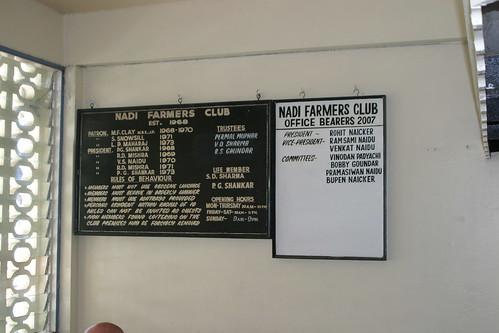 dentro al Nadi Farmers Club - Nadi, Fiji