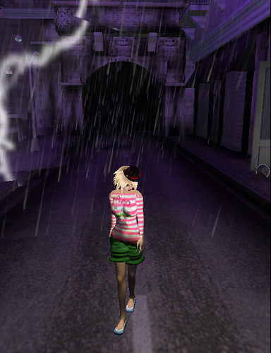 rain and thunder 2