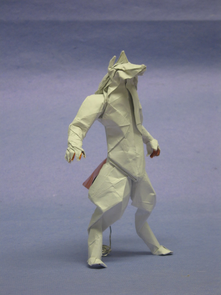 The Worlds Newest Photos Of Origami And Werewolf