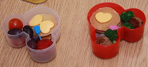 Valentine's Day lunch #4 at preschool
