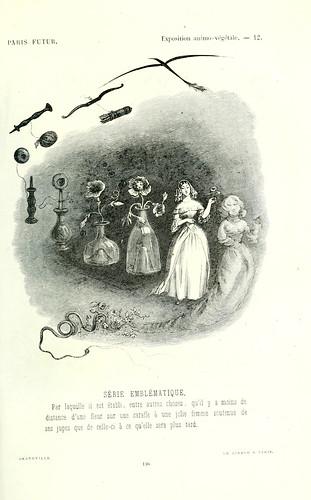 016-Exposicion  Animo-vegetal-Serie emblematica dibujado por Grandville