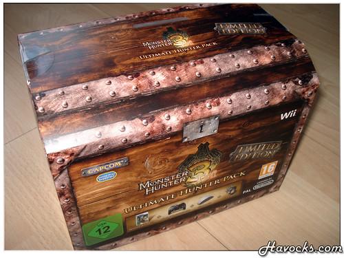 Monster Hunter 3 - Ultimate Hunter Pack - 01