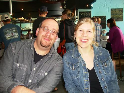 Craig and Rebecca