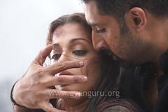 Abhishek Bachchan and Aishwarya Rai Bachchan in Raavan