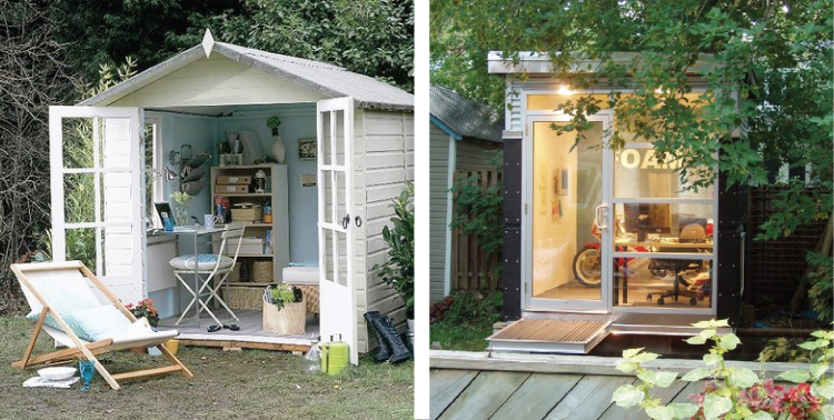 Backyard Office Spaces