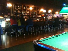 Inside Irishtown Bar & Grill