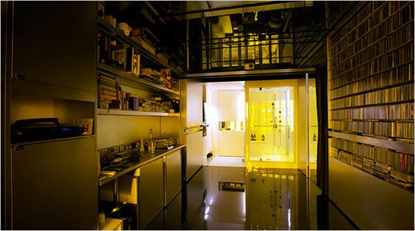 24 kamers in 32 vierkante meter
