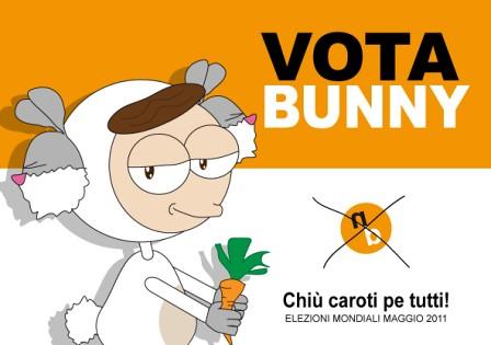 vota-bunny by NorisBunny