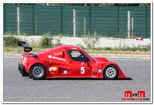 Bango Racing Car San Martin- Jarama