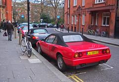 Mondial (Alex van Alphen) Tags: red italy london car britain united great kingdom ferrari harrods exotic mondial