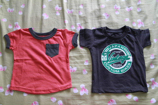 Baby wear hauled from KL