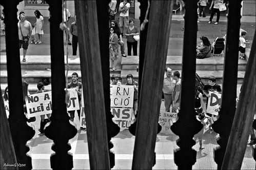 Indignats del moviment 15 Març 4 by ADRIANGV2009