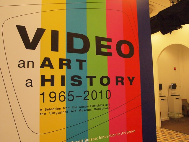 Video an Art & History 1965 - 2010