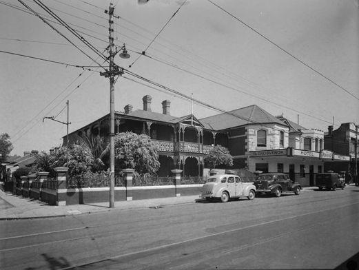 Grosvenor Hotel, 1952