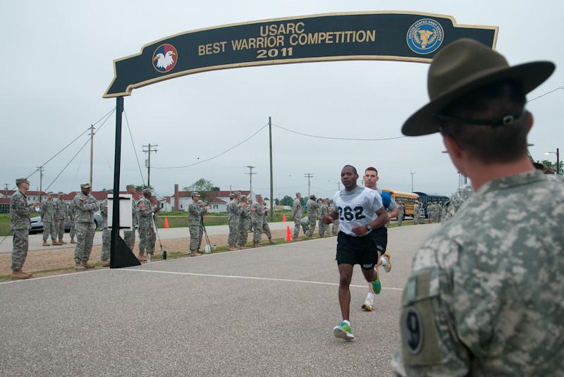 2011 Army Reserve Best Warrior