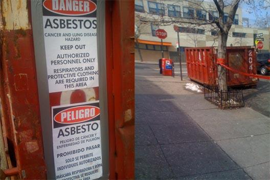 Carroll Gardens Asbestos