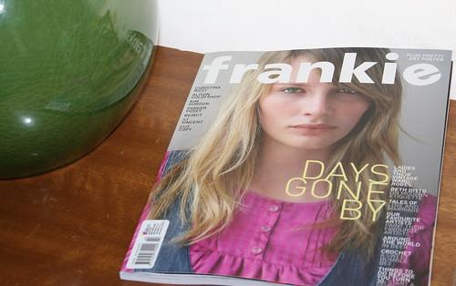 Frankie magazine!
