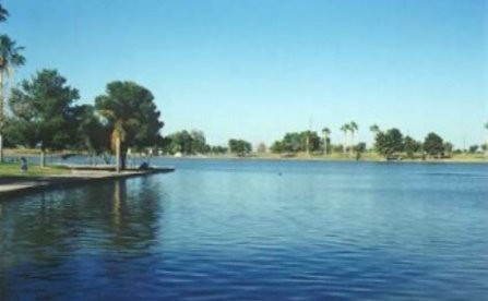 Arizona Urban Lakes - Alvord