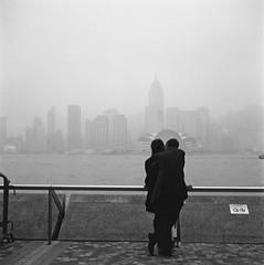 Los amantes de Hong Kong /  Hong Kong lovers por Roberto Marquino