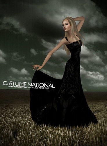 CoSTUME NATIONAL ad by lyholy_6.