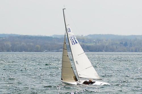2.4mR first sail