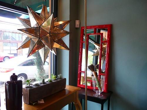 Window display at digs