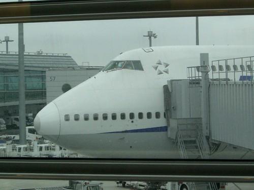 ボーイング747/Boeing747