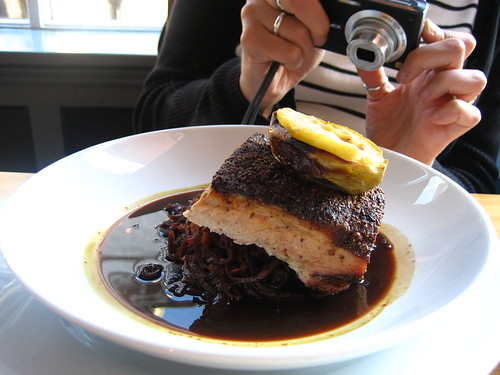 Photographing the pork belly by adactio