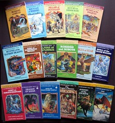 D&D Choose Your Own Adventure