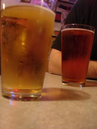 Beers.