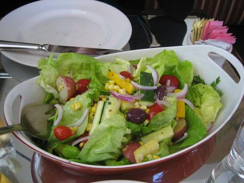 Ad Hoc: Salad