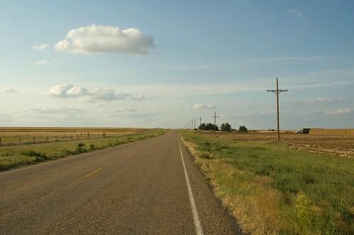 Scenic Route 207 Texas Plain Trail