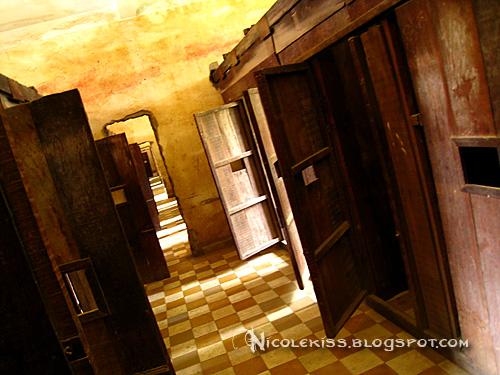 genocide classroom prisons