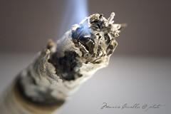 FUMATE UN CANCER (mauricio cevallos www.mauriciocevallos.com) Tags: smoke cancer muerte devil diablo cigarrette cigarrillo enfermedad desease mywinners diamondclassphotographer flickrdiamond
