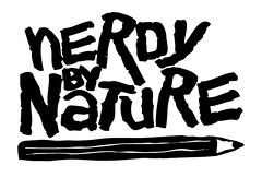 nerdy_by_nature (lgnore) Tags: nerd nature by naughty logo design nerdy supra vektor