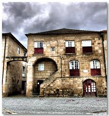 Vila_Real_casa (vmribeiro.net) Tags: portugal vilareal casa house ilustrarportugal serieouro diogo cão cao insta
