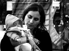 Io no! (mai_nata) Tags: bw baby cute hug bn ritratto molfetta beb cappuccio fafieradelleautoproduzioni fotografinewitaliangeneration