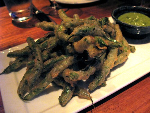 COCO 500 fried green beans