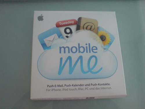 MobileMe is shipping