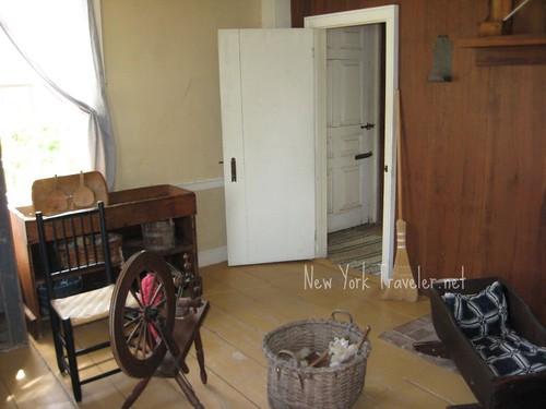 Settler's House Parlor
