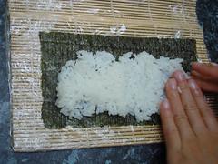 Como fazer sushi ~ 5
