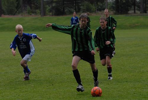 Staal G-14 under Sørlandscupen 2008