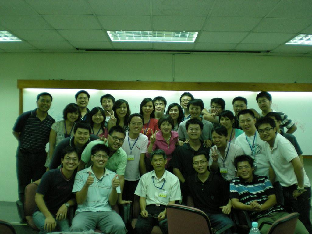 2008-06-25於台肥公司授課