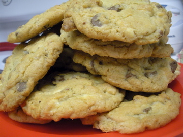 Christine's Absolutely Amazing Chocolate Chip Cookies