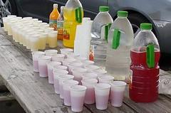 PITNÝ REŽIM: Dehydratace