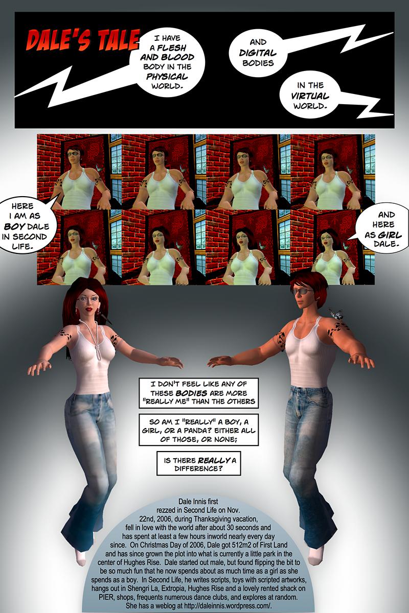 Botgirl vs Human 07 - Dale's Story