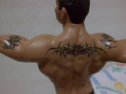 Randy Orton Tattoos: Management Tattoo: Randy Orton Tattoos Randy Orton Tattoos